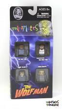 Universal Monsters Minimates The Wolf Man Box Set