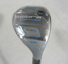 Ladies Cobra Baffler T-Rail + 28* Hybrid w/Graphite Design Shaft