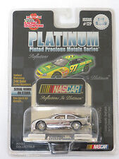Rare NASCAR Racing Champions Platinum Plated Precious Metals Series Car # 97