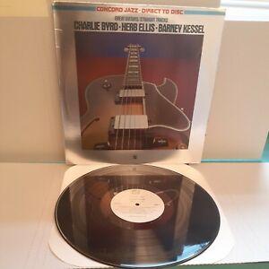 Charlie Byrd Herb Ellis Barney Kessel / Great Guitars/Straight Tracks / CJD 1002