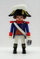 Husar Officer Playmobil to Napoleon FRENCHMAN RED ROCK 5580 Guard Top Custom