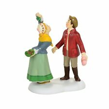Dept 56 Dickens Turnabout Is Fair Play Accessory New 4056645 2017 D56