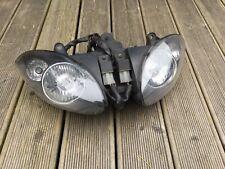Piaggio X9 250 headlight