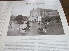 Archivio Amburgo 3 città immagine Stephan spazio Hotel Esplanade 1909 foto J. Hamann