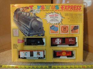 "Rare! Vintage Life Like, Toys ""R"" Us Express 8113, HO model train set"