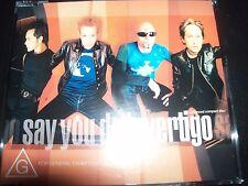 Invertigo Say You Do Australian CD Single – Like New