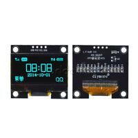 "1.3"" Blue 4Pin OLED LCD Display Module IIC I2C 128x64 3-5V Interface for Arduino"