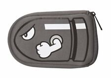Official Nintendo 3DS Licensed Neoprene Bullet Bill Icon Storage Case - Fits XL