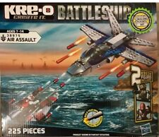 KRE-O Battleship Air Assault 2 Fighter Plane Set with Kreon Figure (38975) NIB