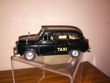 LONDON TAXI BLACK CAB Model Toy Car