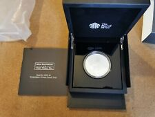 More details for great britain, silver (.999), 5oz £10 coin 2015 (ww1-reality), mss22