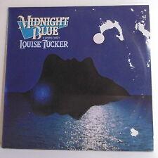 "33T Louise TUCKER Vinyle LP 12"" MIDNIGHT BLUE - ARABELLA 205007 F Rèduit punki64"