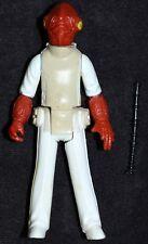 Star Wars Kenner 1982 Return of the Jedi Admiral Ackbar Taiwan ALL ORIGINAL B