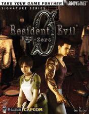 Resident Evil Zero Official Strategy Guide (TP) Dan Bir