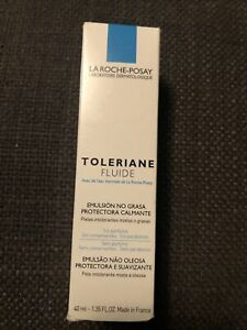 AUTHENTIC La Roche Posay Toleriane Fluids Smoothing Protective Non-Oily Emulsion