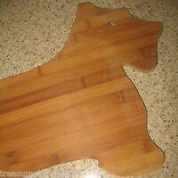 Scottie Scottish Terrier Dog Wooden Chopping Board Lucky Dog