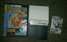 rare jeu commodore disc 64/128 scooby doo élite Atari amiga spectrum coleco