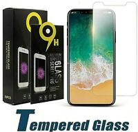 Wholesale Lot Premium 9H Tempered Glass For iPhone X 8 /7 / 7 Plus & 6 / 6 Plus