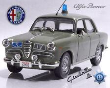 Alfa Romeo Giulietta 750/101 Police Vehicle 1954 Year 1/43 Scale Collectible Car