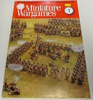 Miniature Wargames Number 7 80's oop SC