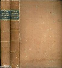 Weld: Reisen durch die vereinigten Staaten von Nord-Amerika, Kanada, 2 Bde, 1800