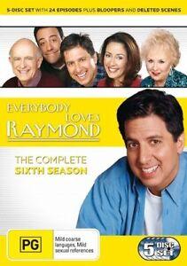 Everybody Loves Raymond : Season 6