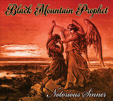 "BLACK MOUNTAIN PROPHET: ""Notorious Sinner"" CD (Screamin' Cheetah Wheelies)"