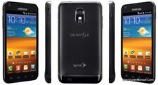Samsung Galaxy S II S2 Epic SPH- D710 16GB Black (Sprint) Phone Tello Compatible