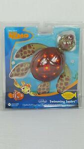 "Disney Pixar Finding Nemo 9"" Long Swimming Squirt New Original Sealed # 25026"