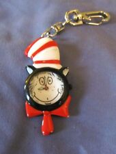 Dr Seuss Cat in the Hat Pocket Watch