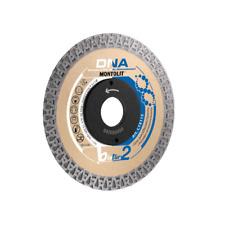 montolit CTX 115mm DNA Lame diamant ctx115 pour porcelaine, Pierre