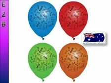 Unbranded Oval Party Standard Balloons
