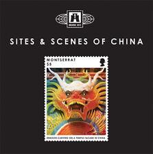 Montserrat - 2012 SITES AND SCENES OF CHINA STAMP SOUVENIR SHEET - MNH