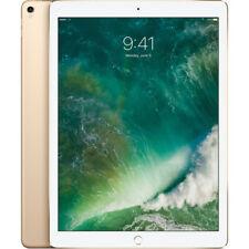 Apple iPad Pro 12.9in - Wi-Fi + Cellular Unlocked 64GB GOLD MQEF2LL/A A1671 2017