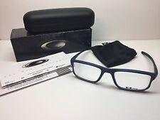 NIB Oakley Voltage Space Navy Frames Rx Eyeglasses OX8049-0455 W/Case 55/19/137
