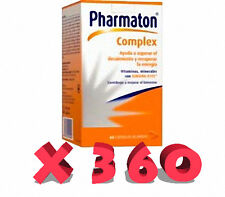 PHARMATON COMPLEX 360 CAPS CON MONOVARSALUD