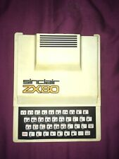 Sinclair ZX80 Upgraded To ZX81 - Working