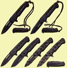 TAC-Force USA Knife stabiles federunterstütztes Stiletto Messer Taschenmesser