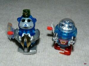 TOMY Z Windups Rbot & Monkey New with Tags