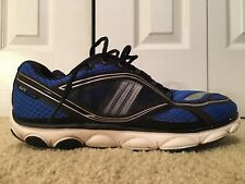 BROOKS PUREFLOW 3, LIGHTWEIGHT MEN'S RUNNING SHOES BLUE,1101621D973, SIZE 11