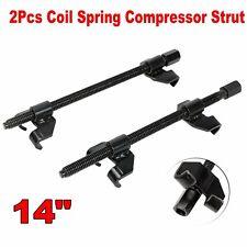 "14"" Coil Spring Strut Compressor Remover Installer Suspension Kit Heavy Duty 2Pc"