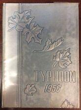 1956 Typhoon Miami Beach High School Yearbook Former US Treasurer Robert Rubin