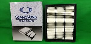 GENUINE SSANGYONG ACTYON SPORTS Q150 SERIES 2.0 L TURBO DIESEL AIR FILTER