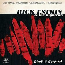 Rick Estrin And The Nightcats - Groovin' In Greaseland (NEW CD)