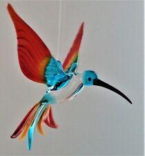 Hängevogel Vogel  hängend Dekoration Kolibri Fensterdekoration