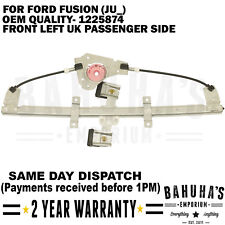 ELECTRIC WINDOW REGULATOR-  FOR FORD FUSION JU_ 2002-2012 FRONT LEFT NEAR SIDE