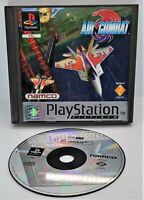 Air Combat Video Game for Sony PlayStation PS1 PAL TESTED