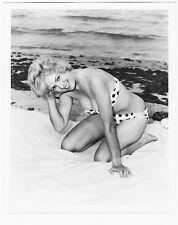 Original 1960s Bunny Yeager Estate Owned Self-Portrait Photograph Bikini Pin-Up