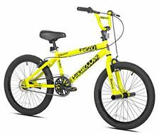Razor High Roller BMX/Freestyle Bike 20-Inch Wheel Yellow