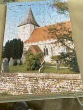 WENTWORTH JIGSAW PUZZLE - HOLY TRINITY CHURCH - BOSHAM